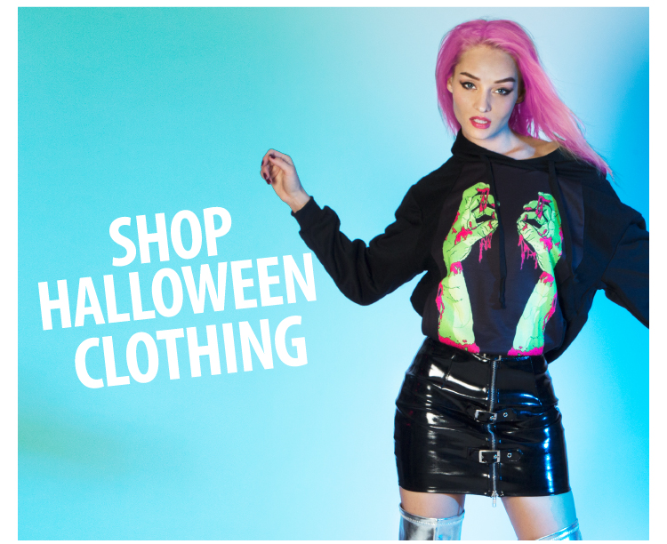 Shop Halloween Clothing