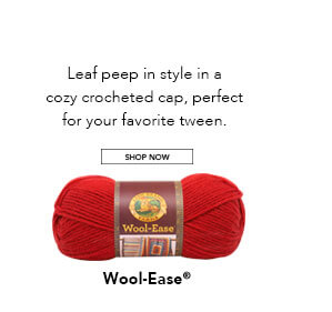 Wool-Ease. SHOP NOW.