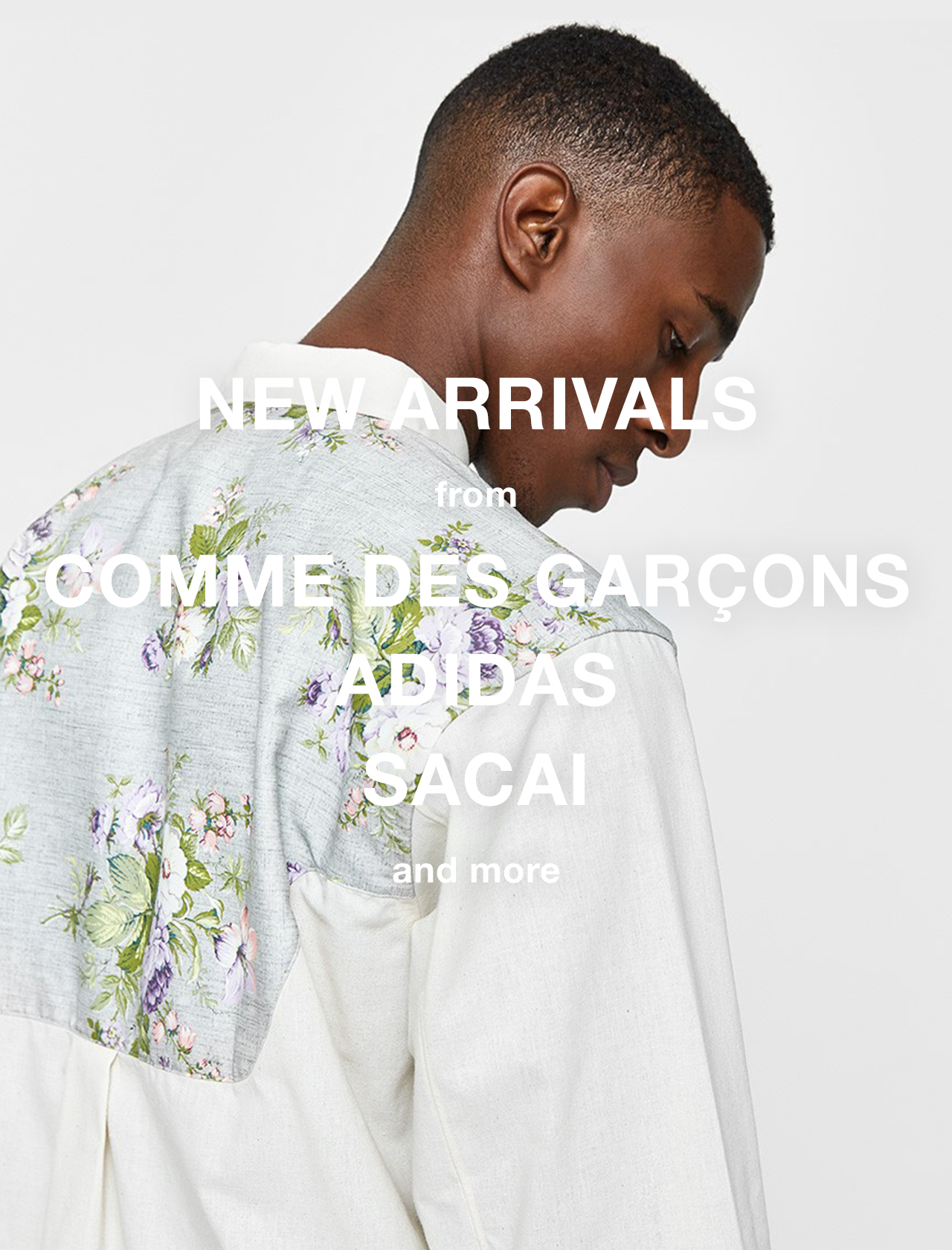 regarder 4c291 6d50d Need Supply Co.: New in from Comme des Garçons, Adidas and ...