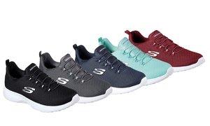 Skechers Women's Memory Foam Lace-Up Sneakers