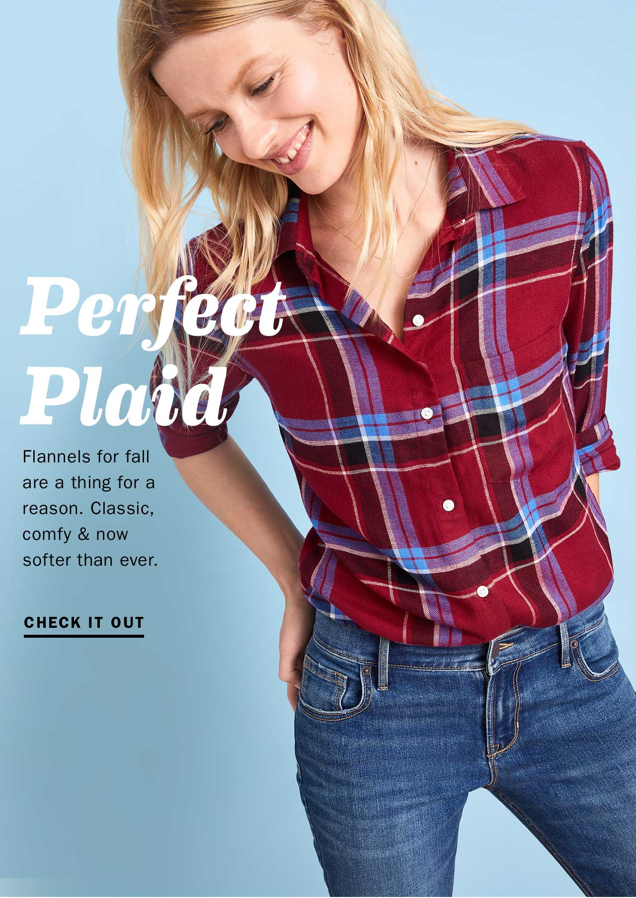 Perfect Plaid | CHECK IT OUT