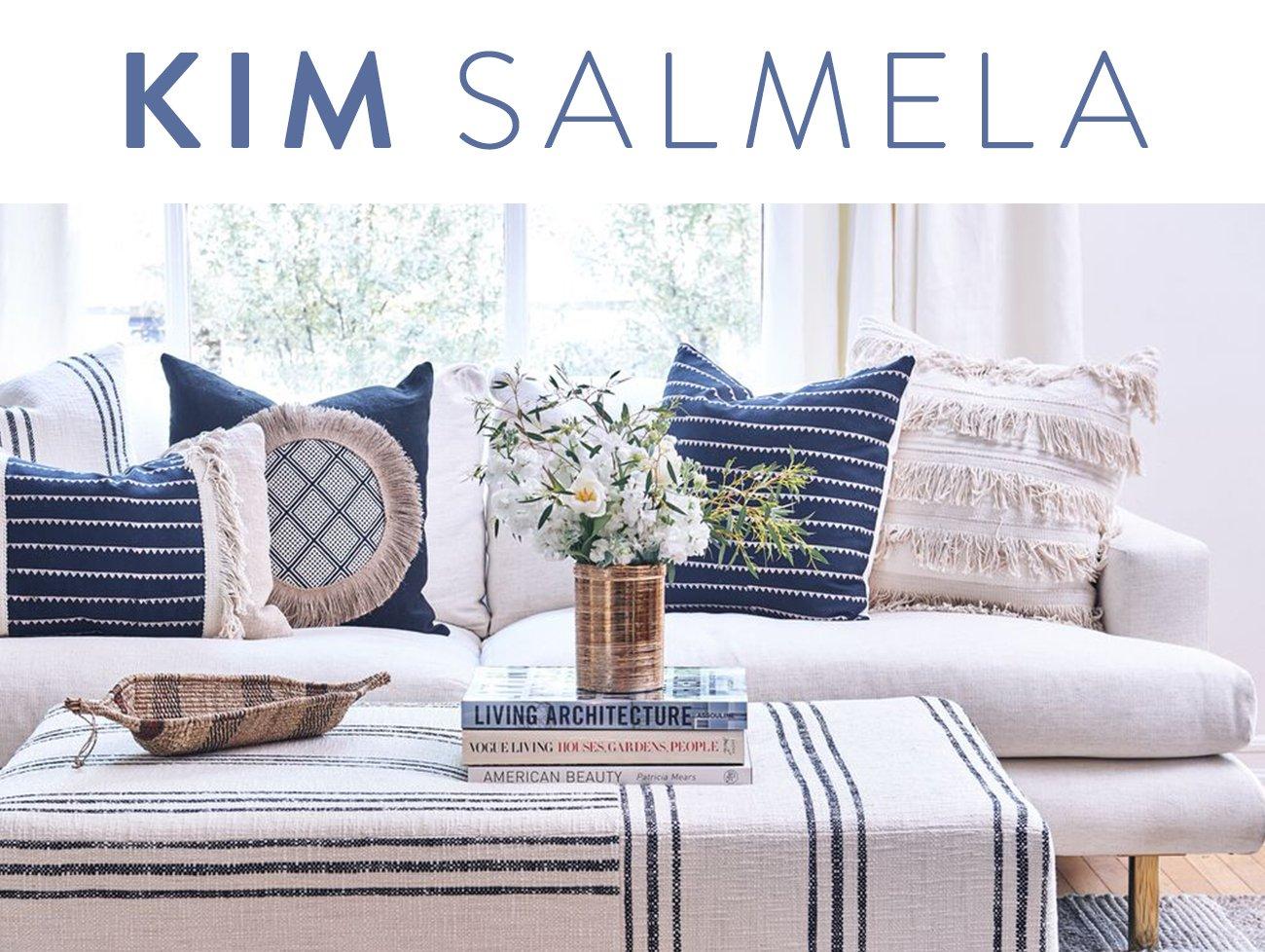 Charmant Kim Salmela