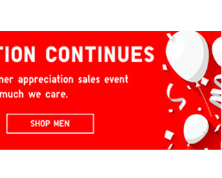 THE CELEBRATION CONTINUES - Shop Men