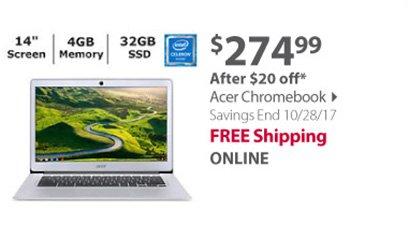 Acer Chromebook,