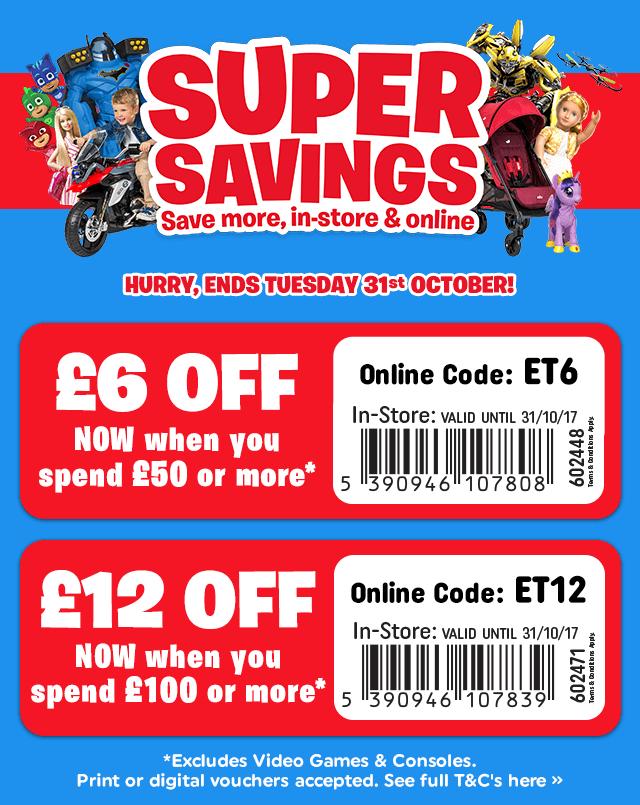 Super Savings Voucher