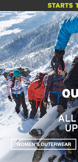 ANNUAL OUTERWEAR EVENT | SHOP WOMEN'S OUTERWEAR