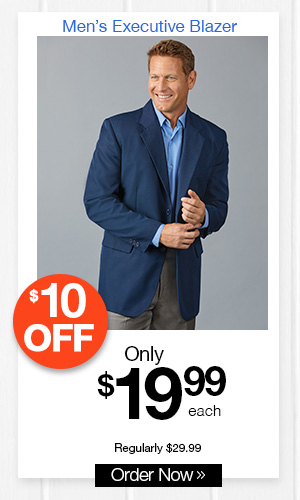 Men's Executive Blazer