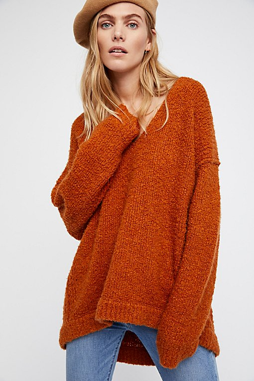 Lofty V-Neck Sweater