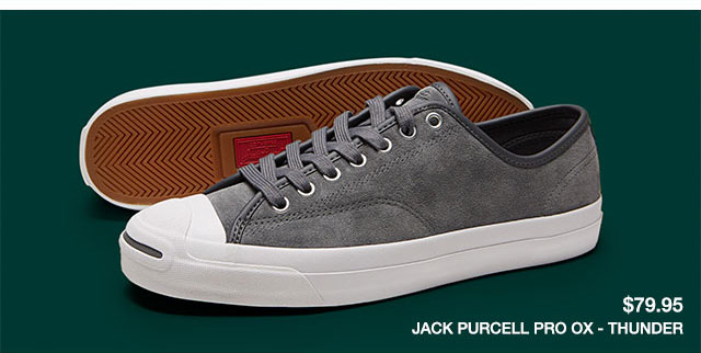 CCS: A Little Suede Goes A Long Way: Cons Suede Backed Shoes