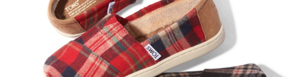 Red Holiday Plaid Youth Classics