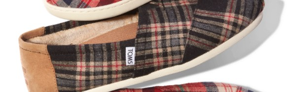 Black Holiday Plaid Men's Classics