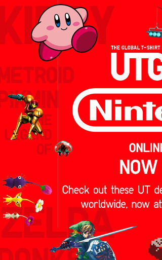 UTGP: NINTENDO-- NOY $5.90 - Shop Now