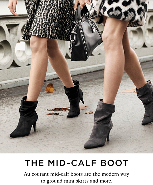 THE MID-CALF BOOT