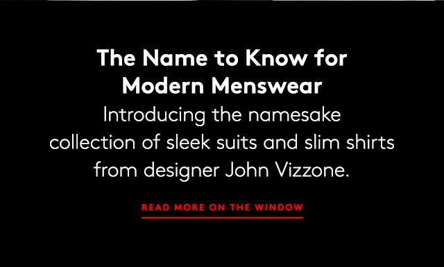 Men?s workwear takes on a whole new look.