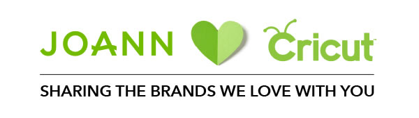 JOANN loves Cricut. Sharing the brands we love with you.