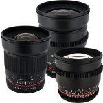 SLR & Cine Lenses