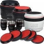 LenzCoaster Lens Replica Coaster Set
