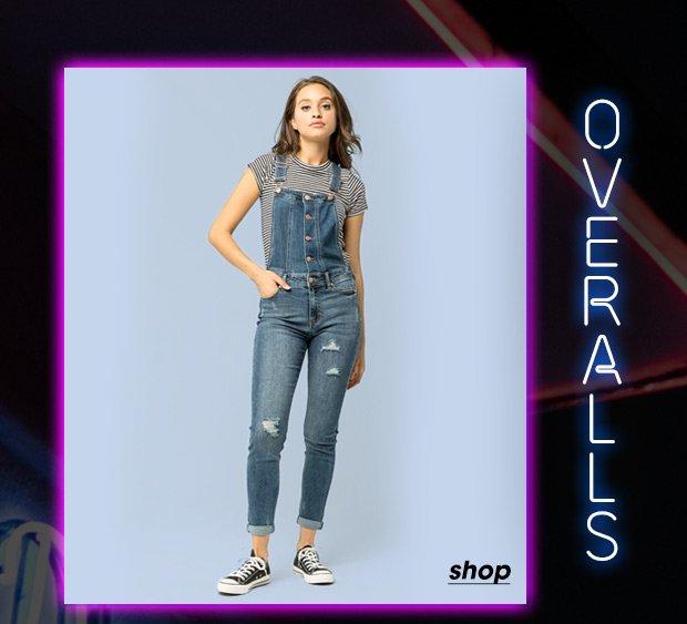 Shop Overalls