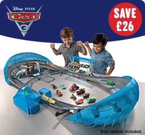 Cars 3 Ultimate Florida Speedway