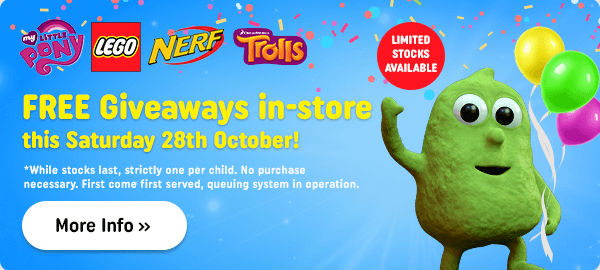 In-store Giveaway