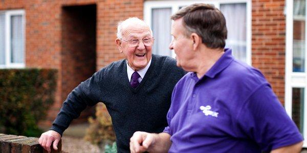 Age UK handyman service