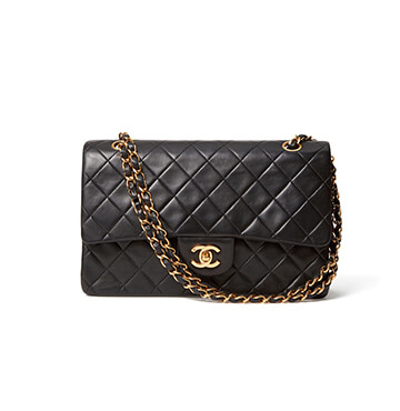 What Goes Around Comes Around Chanel Classic Flap, 10"