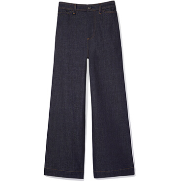 goop Label Mel High Rise Denim