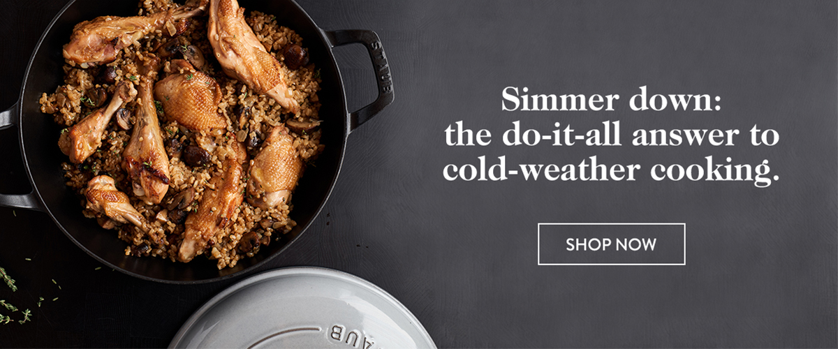 The do-it-all answer to cold-weather cooking (exclusively in the goop shop).
