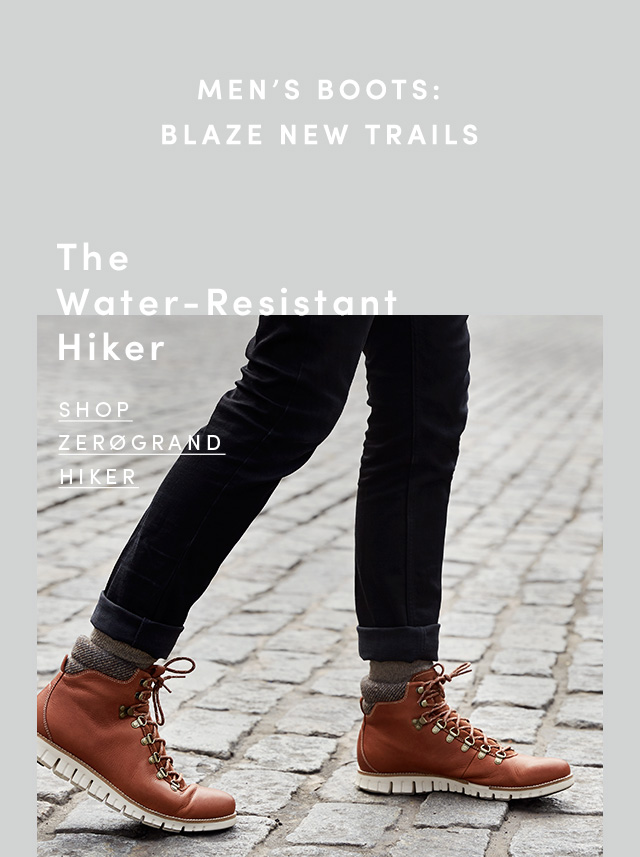 0fe32633ba1 Cole Haan: The Boots For Every Occasion & Style | Milled