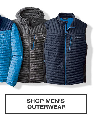 UP TO 50% ON ALL OUTERWEAR | SHOP MEN'S OUTERWEAR