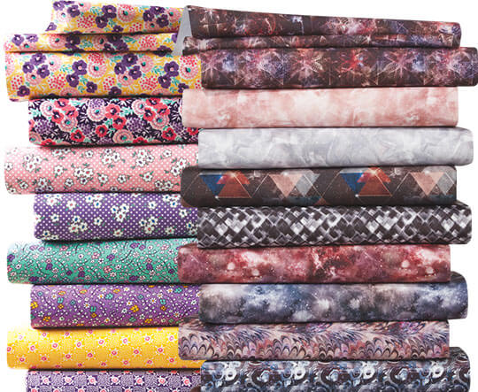Select Quilt Fabrics.