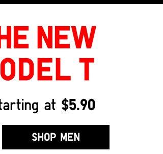 UT - Select Styles Starting at $5.90 - Shop Men