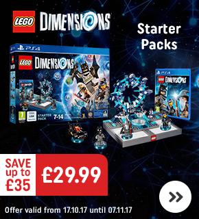 LEGO Dimensions Starter Packs