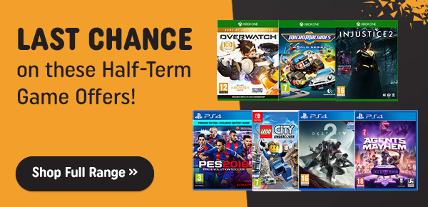 Great Video Game Offers!