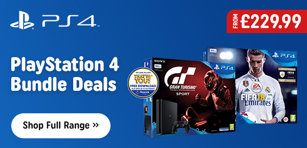 PlayStation 4 Bundle Deals