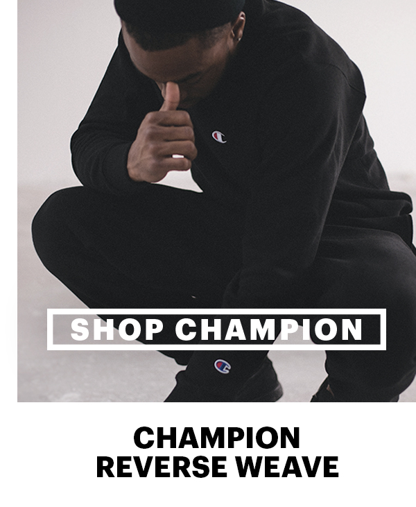 Champion Reverse Weave Hoodies And Sweats