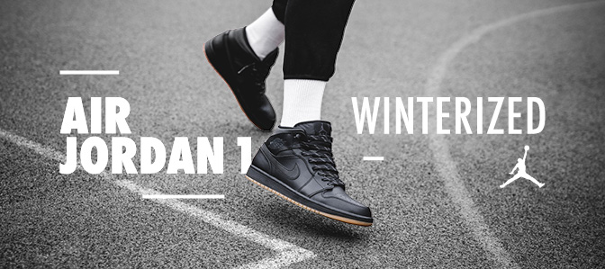Snipes.Com: Air Jordan 1 Mid | Winterized bei SNIPES | Mid Milled 2b7ea7