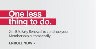 Easy Renewal banner