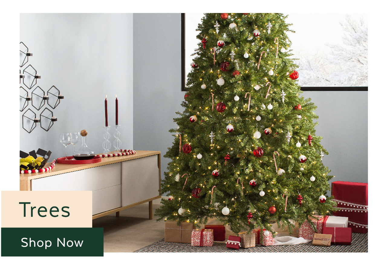 Wayfair holiday shop trees to decor milled for Wayfair store