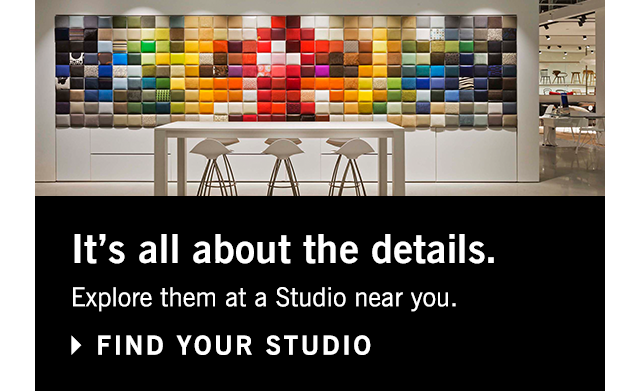 Find your studio