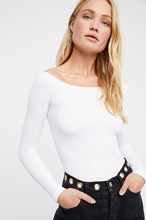 Le Chic Seamless Layering Top
