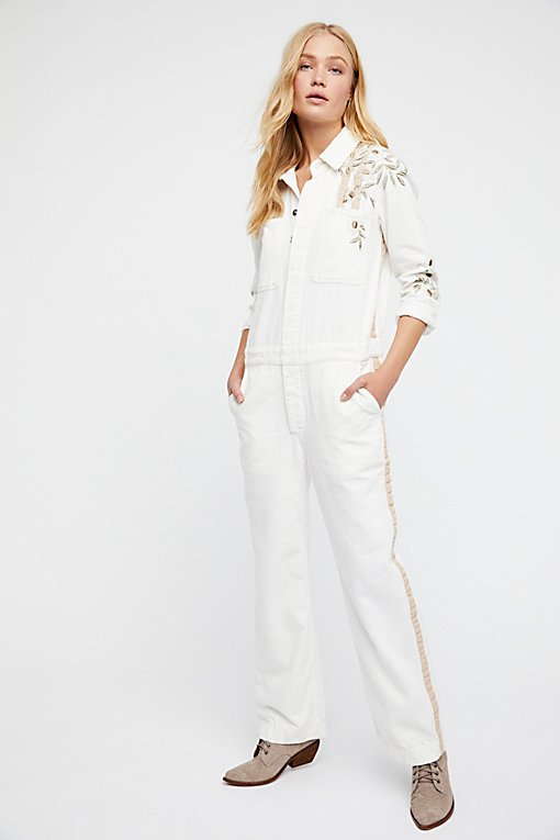 Embellished Jumpsuit