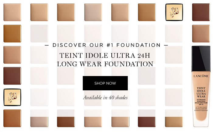 TEINT IDOLE ULTRA 24H LONG WEAR FOUNDATION - SHOP NOW