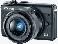 EOS M100 Mirrorless Digital Camera