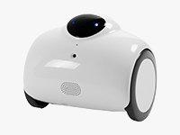 Zubot Wi-Fi Surveillance Smart Robot