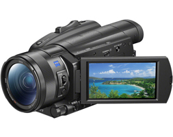 Sony's New 4K 1inch Sensor Camcorders with Phase Detection AF - Now Shipping