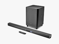 Bar 2.1 & 3.1 Soundbar Systems