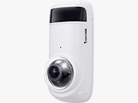 C Series CC8371-HV 3MP 180 Degree Vandal-Resistant Panoramic Network Fisheye Camera