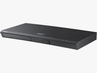 UHD Upscaling Blu-ray Disc Player