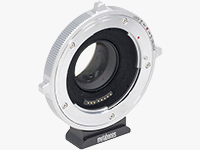 Canon EF Lens to MFT Camera T CINE Speed Boosters